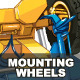 Equipment for Mounting Wheels - GraphicRiver Item for Sale