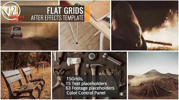 Flat Grids