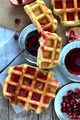 Table With Waffle - PhotoDune Item for Sale