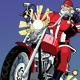 Santa Claus the Biker - GraphicRiver Item for Sale
