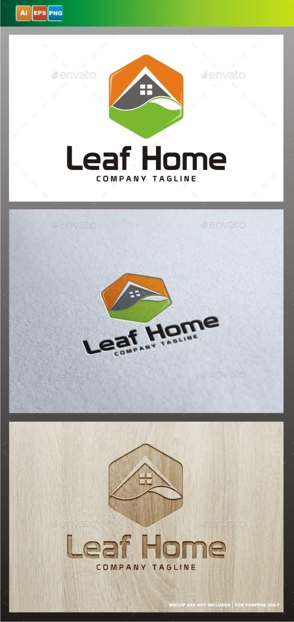 GraphicRiver Leaf Home 9856964