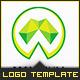 Maximum - Letter M - Logo Template - GraphicRiver Item for Sale