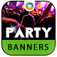 Party & Events Banners - GraphicRiver Item for Sale