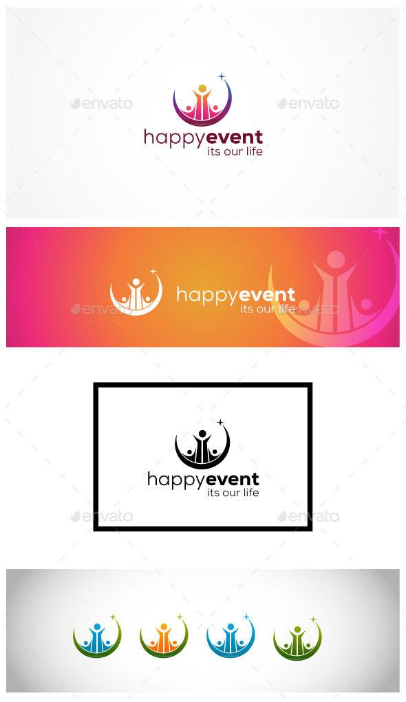 GraphicRiver Happy Society 9857263