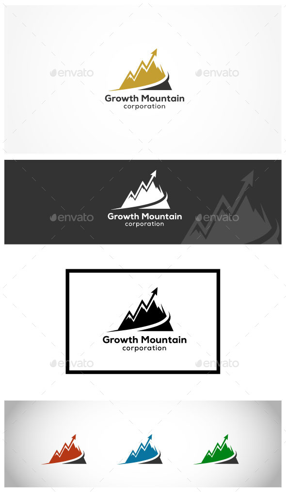 GraphicRiver Financial Development 9857438