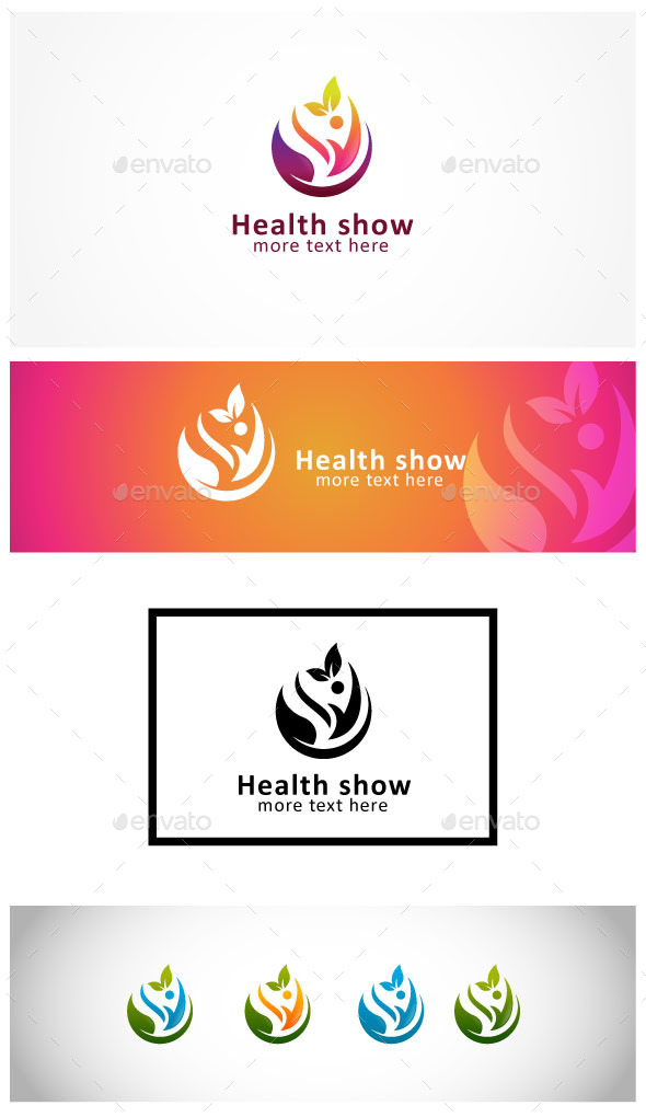 GraphicRiver Healthy and Wellness 9857498