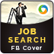 Job Search Facebook Cover - GraphicRiver Item for Sale