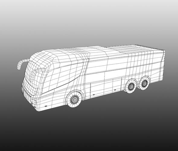 3DOcean Bus 9858060