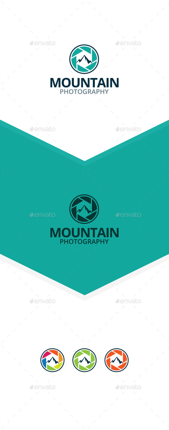 GraphicRiver Mountain Photography 9858243