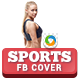 Sports Store Facebook Cover Page - GraphicRiver Item for Sale