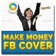 Make Money Online Facebook Cover - GraphicRiver Item for Sale