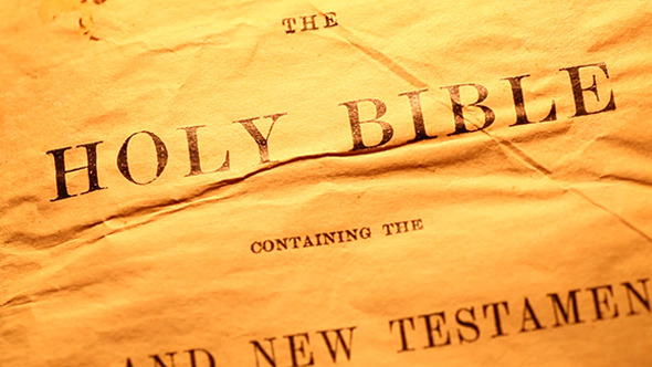 Old Holy Bible 281