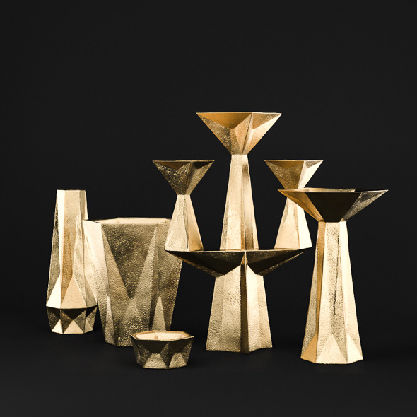 Gem Decorations Set by Tom Dixon