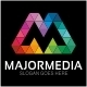 Majormedia M Letter Logo - GraphicRiver Item for Sale
