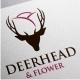 Deer & Flower - GraphicRiver Item for Sale