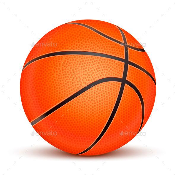 GraphicRiver Basketball Ball 9859548