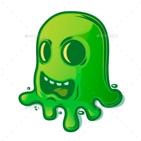 GraphicRiver Green Slug 9859592