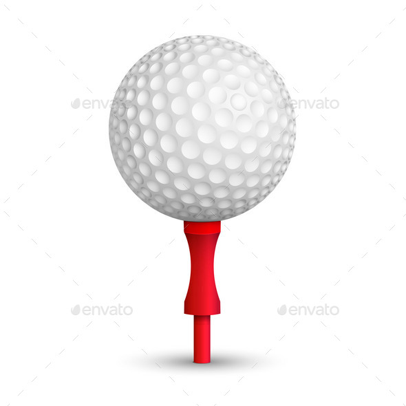 GraphicRiver Golf Ball 9859595