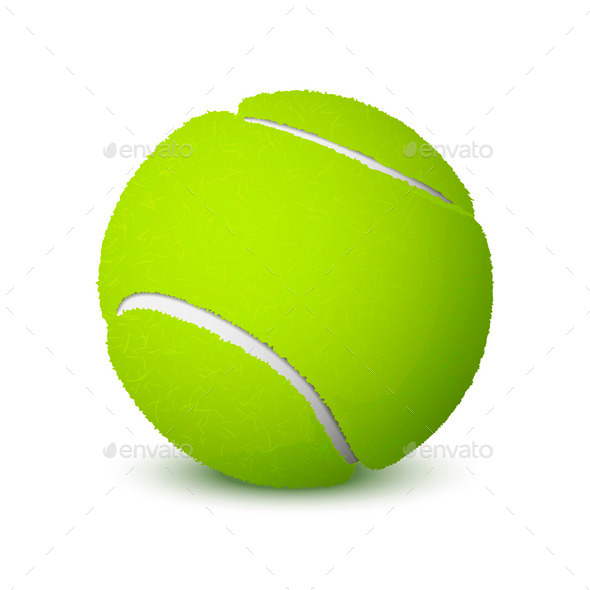 GraphicRiver Tennis Ball 9859654
