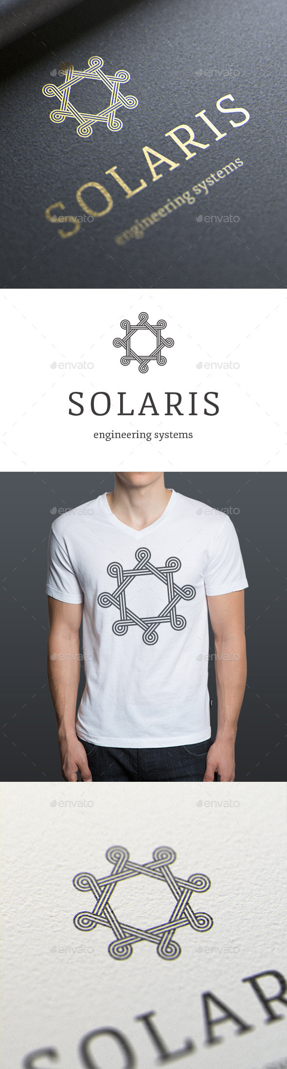 GraphicRiver Solaris Logo Template 9859685