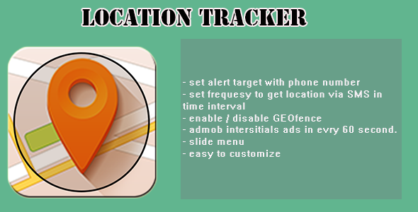 CodeCanyon Location Tracker 9859790