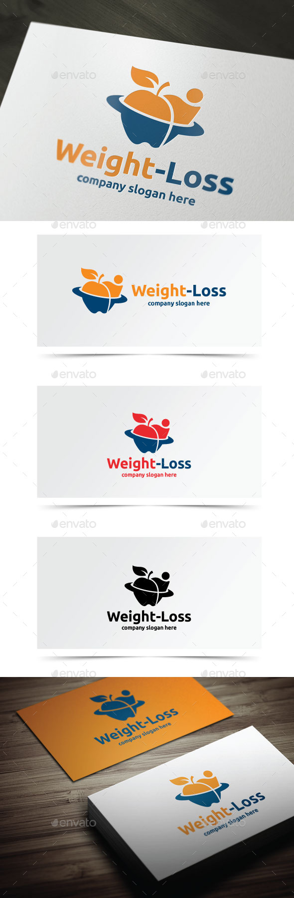 GraphicRiver Weight Loss 9860010