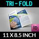 Dental Clinic Tri-Fold Brochure Vol.2 - GraphicRiver Item for Sale