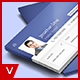 Facebook Style Business Card - GraphicRiver Item for Sale