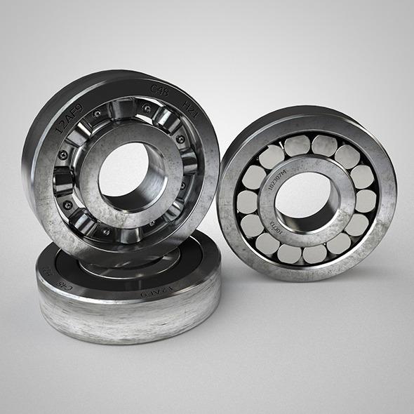 3DOcean Bearing 9860951