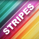 Stripes Backgrounds and Contentboxes