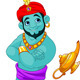 Genie  - GraphicRiver Item for Sale