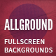 Allground - WordPress Fullscreen Background