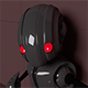 Futuristic Child-Robot High-Poly - 3DOcean Item for Sale