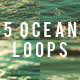 Tilt Shift Ocean Package - VideoHive Item for Sale
