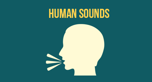 Human & Voice Sounds
