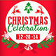 Christmas Celebration Flyer Template - GraphicRiver Item for Sale