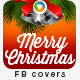 Christmas Facebook Covers - 3 Designs - GraphicRiver Item for Sale