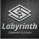 Labyrinth • S Letter Logo Template - GraphicRiver Item for Sale