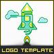 Rocket Up - Logo Template - GraphicRiver Item for Sale