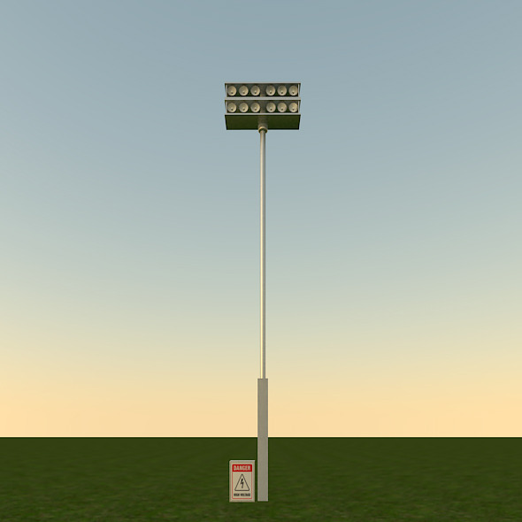 3DOcean Floodlight 9863149