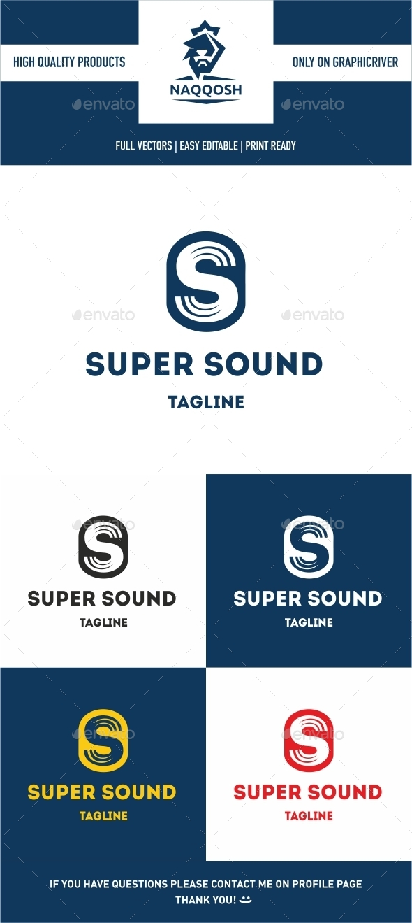 GraphicRiver Super Sound 9863558