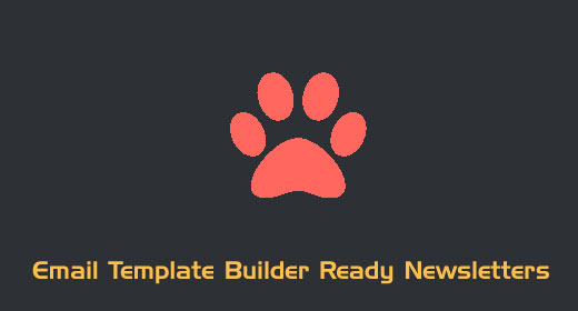 Email Template Builder Ready Newsletters