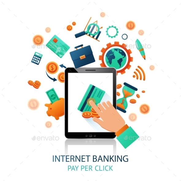 GraphicRiver Internet Banking Application 9863776