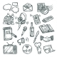Communication Icon Set - GraphicRiver Item for Sale