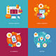 Flat Business and FInance Icons Set - GraphicRiver Item for Sale