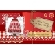 Scrapbook Christmas Greeting Card - GraphicRiver Item for Sale
