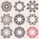 Composition with Circular Pattern - GraphicRiver Item for Sale