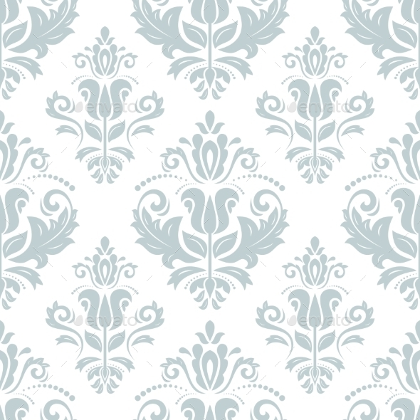 GraphicRiver Orient Seamless Vector Pattern 9864702