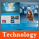 Technology Brochure Catalog - GraphicRiver Item for Sale