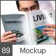 A4 / Brochure Magazine / Mock-Up Set  - GraphicRiver Item for Sale